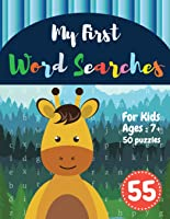 My First Word Searches: 50 Large Print Word