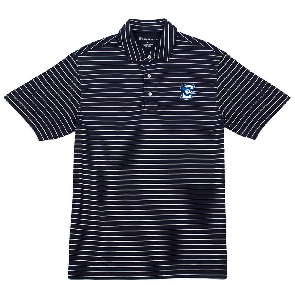 Oxford NCAA Mens Mens Turner Classic Stripe Polo