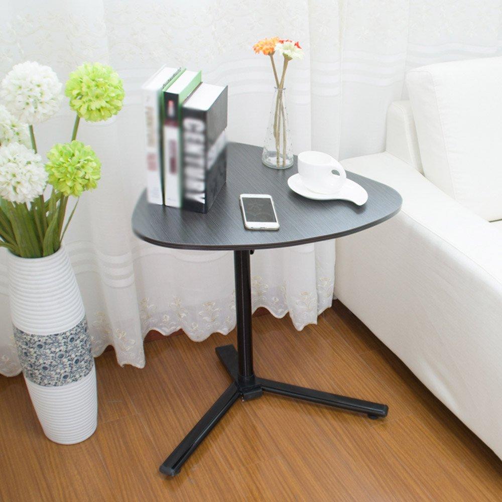 HAKN 折りたたみテーブルラップトップデスクを移動するために上下に移動ベッドサイドの怠惰なサイドテーブル5色利用可能620 * 590mm ( 色 : A ) B07BVGK9QZ A A