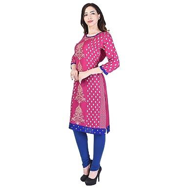 double coupon esthétique de luxe remise spéciale de Vihaan Impex Tunique Indienne Robe Indienne Robe Indien Tunique Femme  Longue vêtement Femme Top Femme