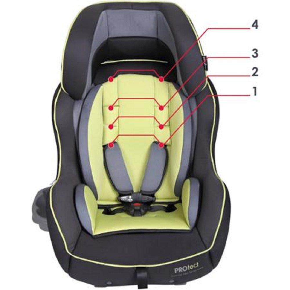 Protect Sport Convertible Car Seat Polaris Unisex Baby