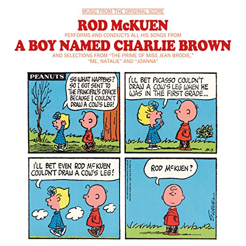 A Boy Named Charlie Brown (Music From The Original Score) (Vince Guaraldi A Boy Named Charlie Brown)