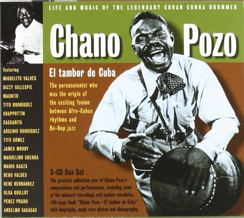 El Tambor De Cuba By Chano Pozo (2001-07-16) - Amazon.com Music