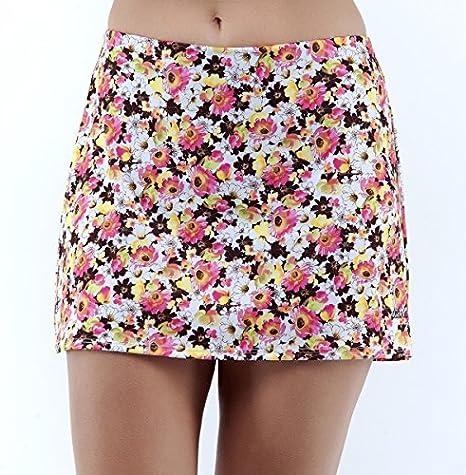 DEBÒLIT - Falda pradera. Faldas de padel/tenis con pantalon ...
