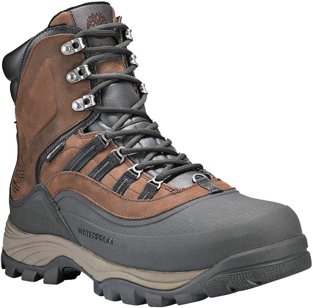 Timberland Mens Chocorua Trail Shell Toe Winter Boot