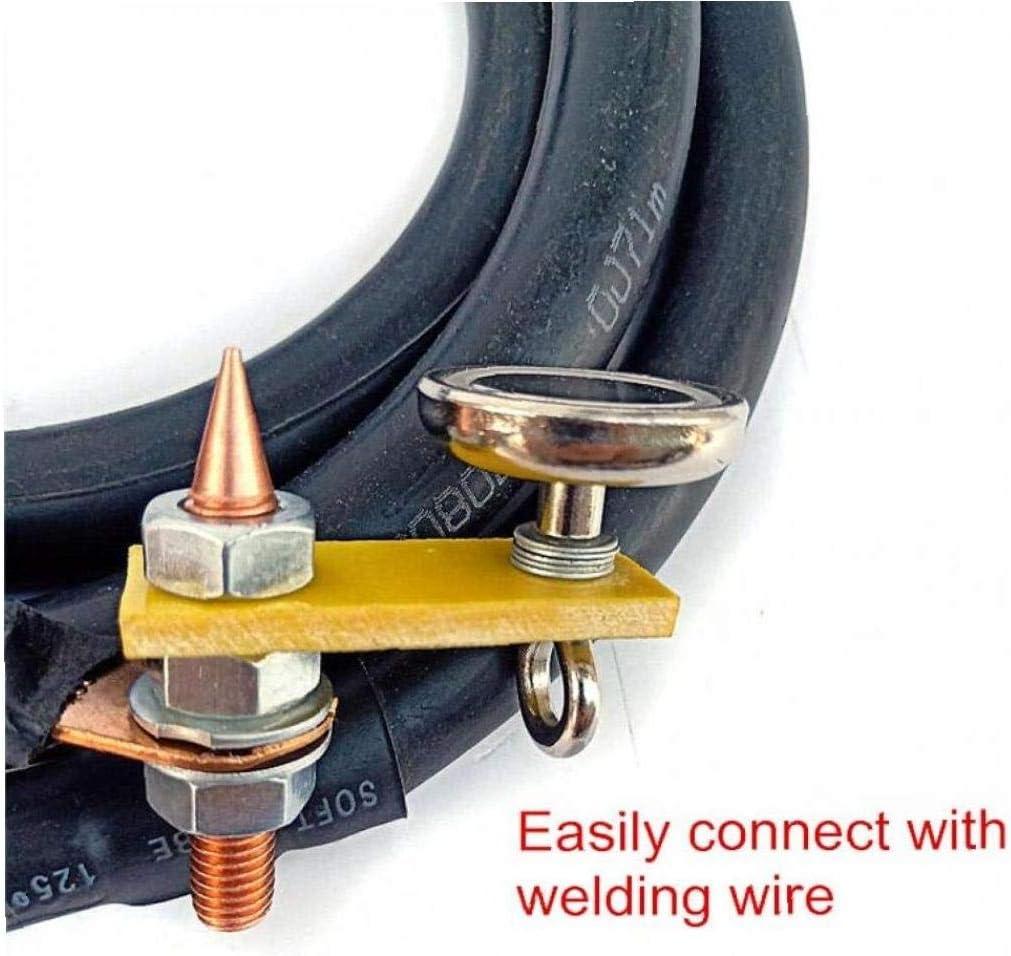 1pc Car Spotter Dent Spare Parts Stud Welding Machine Ground Connector Auto Bodywork Repair Tools