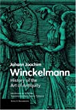 History of the Art of Antiquity, Johann Joachim Winckelmann, 0892366680