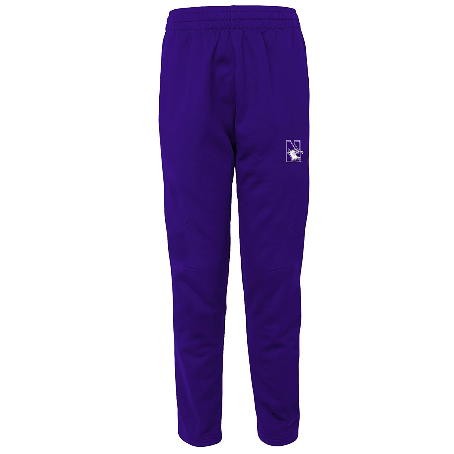 Team Color NCAA Northwestern Wildcats Mens Outerstuff First String Field Pant Large