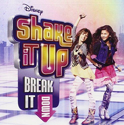 Shake It Up: Break It Down [CD/DVD -