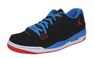 83c6f761b301d Nike Men's Alpha Huarache 6 Varsity Lax Lacrosse Cleat White/Black Size  11.5 M US