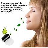 Mcvcoyh Motion Sickness Patches, Anti-Nausea