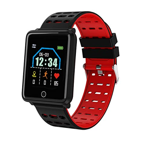 WINTER DONG Smartwatch Reloj Inteligente Deportivo Pulsera ...