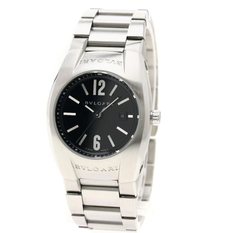 [ブルガリ]エルゴン 腕時計 ステンレススチール/SS レディース (中古) B07D328N37