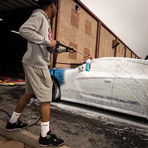 [해외]am의 폼 캐논 세차 키트 - 두껍고 고급스러운 폼 생산 - 플러시 처리 된 합성 울 패드로 소용돌이를 방지하고 스크래치 프리 워시 - 압력 세척기 R/Adam`s Foam Cannon Car Wash Kit - Produces Thick, Luxurious Foam - Plush, Synthetic Wool Pad ...