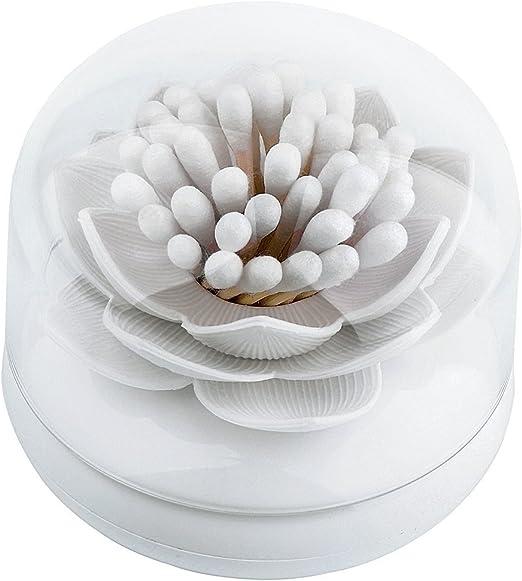 Yiuswoy Lovely soporte de flor de loto de algodón Bud Torunda de ...
