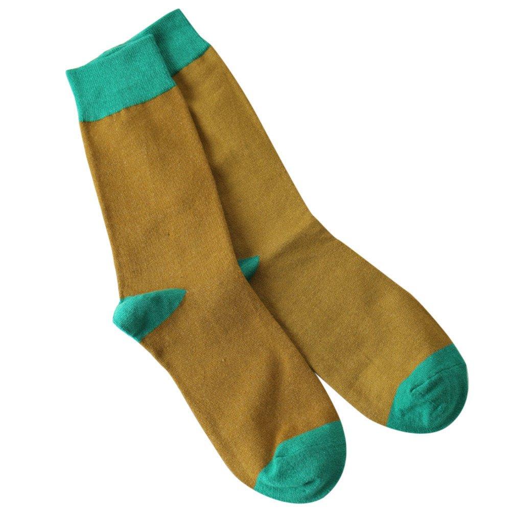 Charberry Clearance Womens Personality Creative Cotton Socks Casual Medium Design Multi-Color Socks (E)