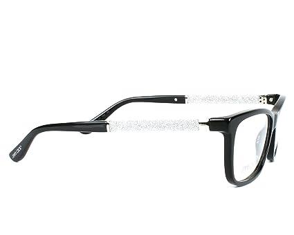e3fefe2c597 Jimmy Choo JC167 Black Eyeglasses at Amazon Women s Clothing store