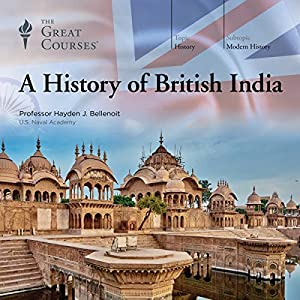A History of British India Audiobook