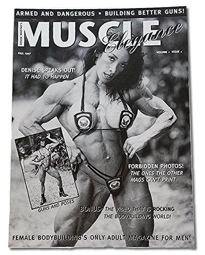 Denise Masino's Muscle Elegance Magazine Issue #1 ()