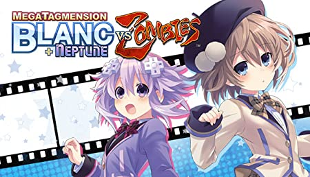 MegaTagmension Blanc + Neptune VS Zombies [Online Game Code]