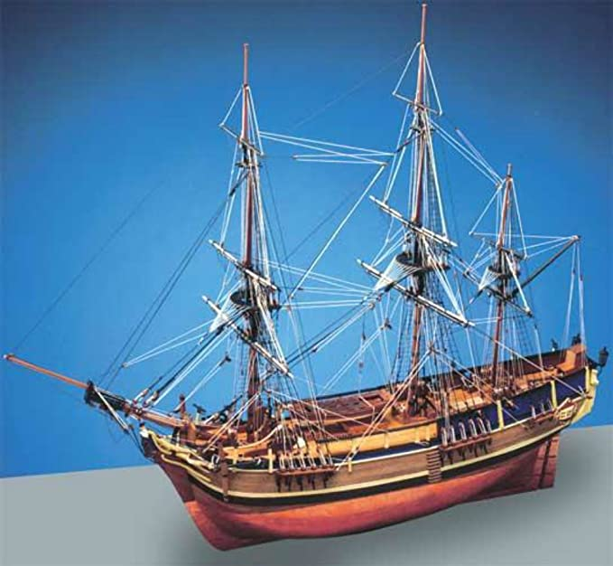 Amazon.com: hmav Bounty – Modelo Ship Kit por caldercraft ...