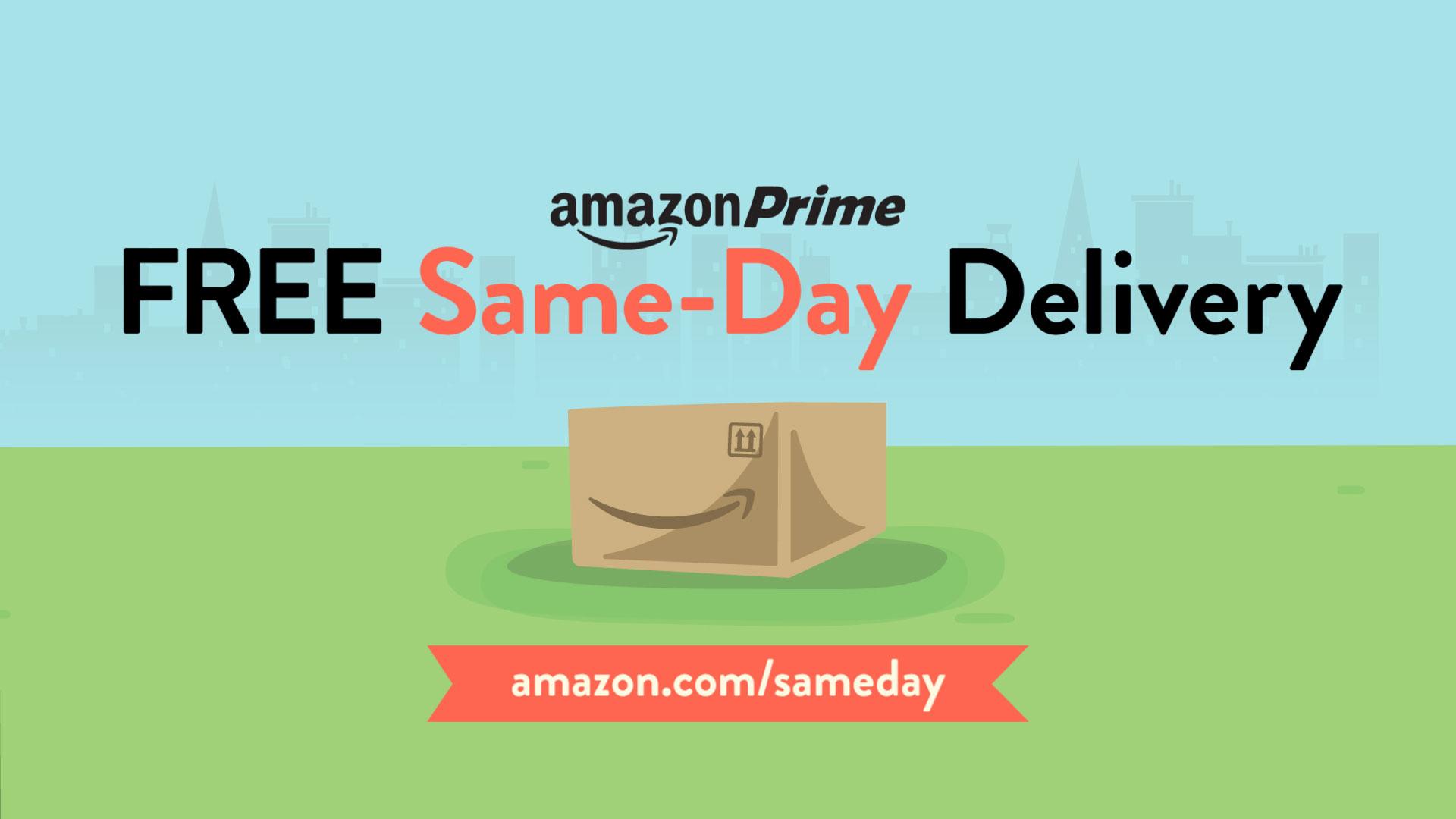 ca2b62668 Amazon Prime FREE Same-Day Delivery