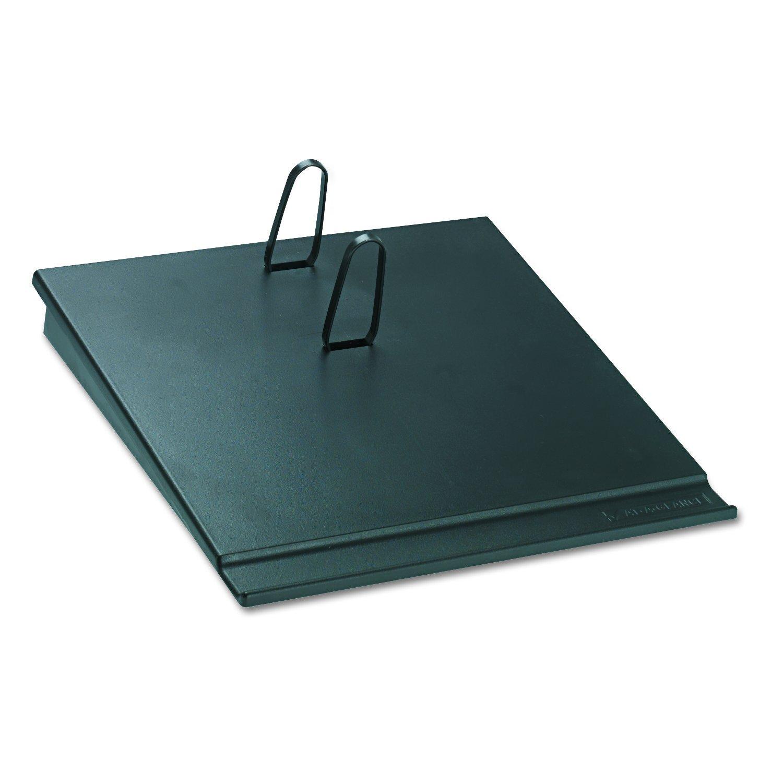 AT-A-GLANCE Loose-leaf Desk Calendar Base for 3.5 x 6 Inch Page Size, Black (E17-00)