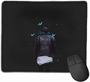 """Chloe - Life is Strange Stitched Edge Laptop Gaming Mouse Pad Computer Mousepad 11.8""""X9.8"""""""