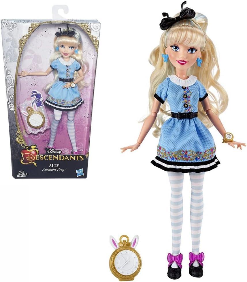 Disney Descendants Ally | Hasbro B5852 Muñeca de Moda con Accesorios