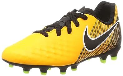1e37fa29e Nike Unisex Kids  Jr Magista Ola Ii Fg Football Boots  Amazon.co.uk ...