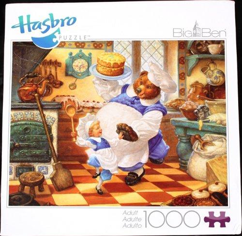Big Ben 1,000 Piece Puzzle - Greenwich - Greenwich Shops