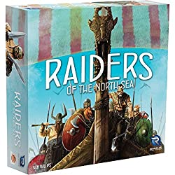 Renegade Game Studios Raiders Of The North Sea Board Games