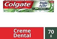 Creme Dental Colgate Tripla Ação Xtra Fresh 70g