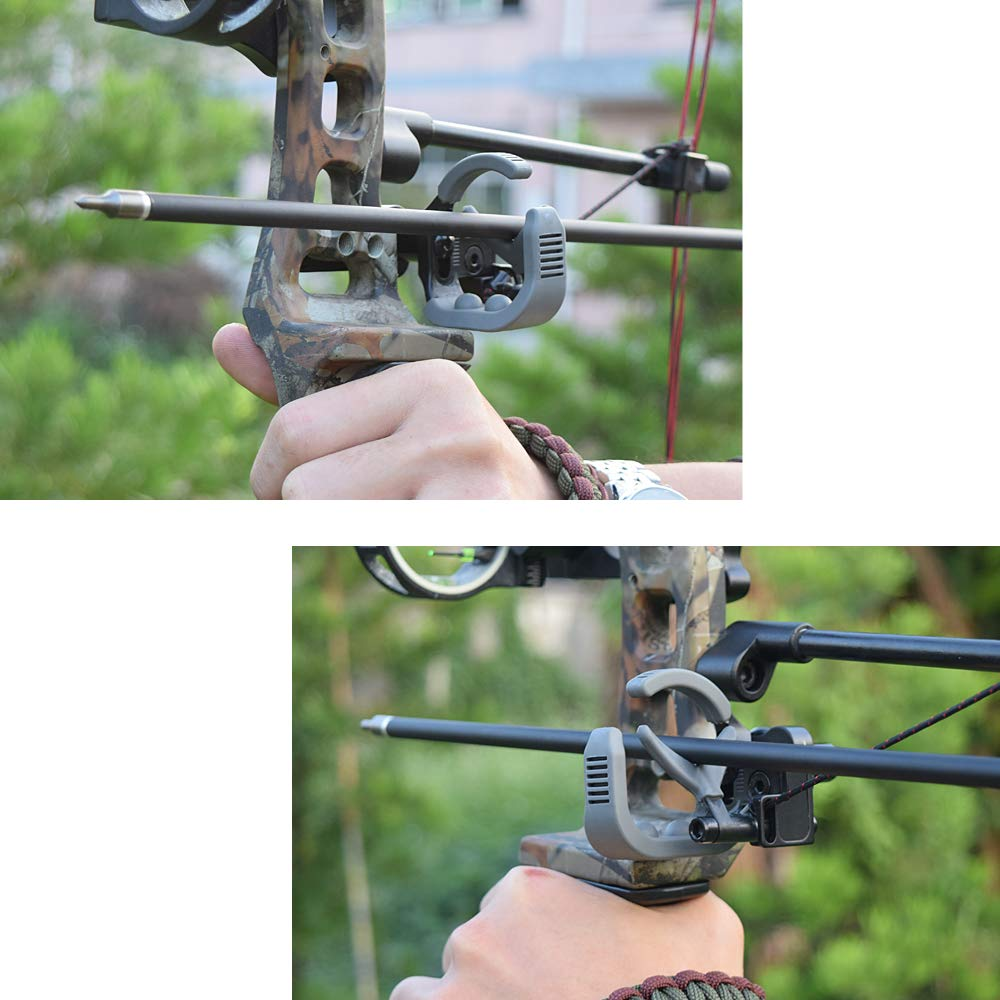 YLA Arrow Rest Down Draft Cable Driven Full Containment Drop Away Compound Bow High Speed Landing Equipment Right Hand