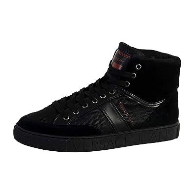 Versace Basket Linea Cassetta Pers Dis 2  Amazon.fr  Chaussures et Sacs fef41b53177