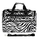 Cheap World Traveler Fuchsia Black Zebra