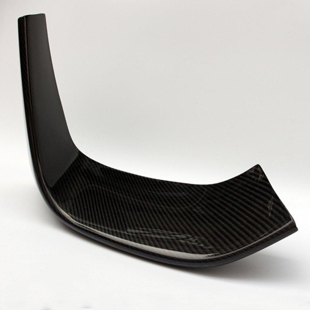Carbon fiber air canards front bumper lip splitter for BMW M3 M4 F80 F82 2014+