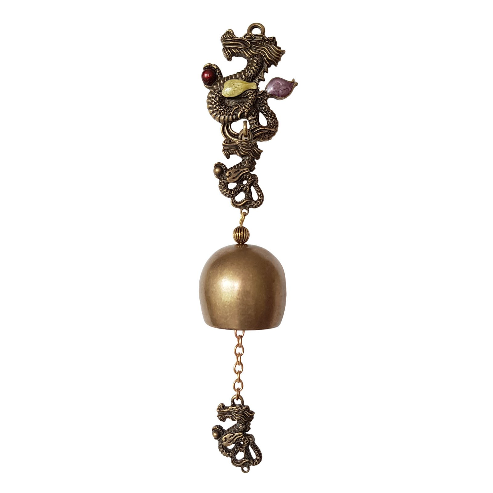 Vintage Dragon Shopkeepers Door Bell Store Entry Door Chime Home Decorative Bell (One bell)