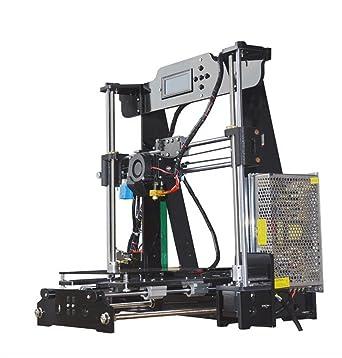 Impresora 3D del nivel 3D del principiante de DZWImpresora rápida ...