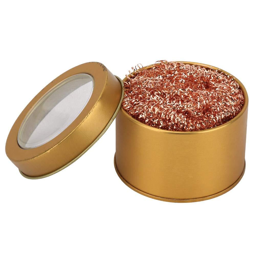 Balle de nettoyage de fil de nettoyeur de fil de fer /à souder en acier inoxydable /à souder Zerone