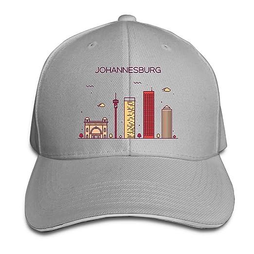 Huayaa Hat Johannesburg City Denim Skull Cap Cowboy Cowgirl Sport Hats Men  Women at Amazon Men s Clothing store  7ca1e50df