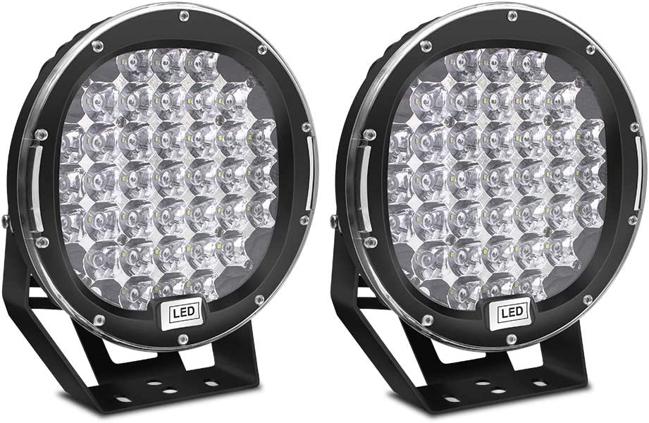 Safego 2pcs Focos LED Tractor, 9