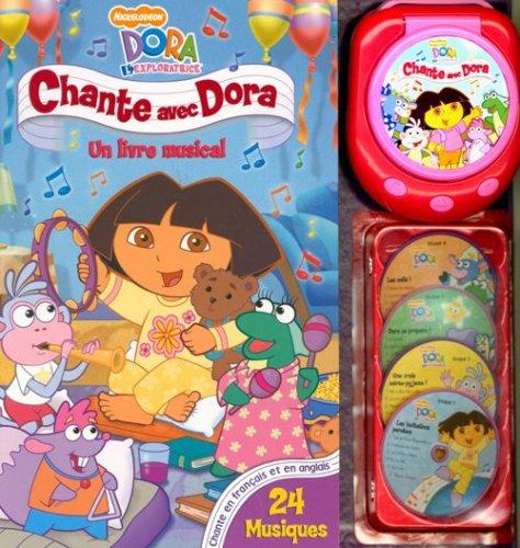 Chante Avec Dora Un Livre Musical 9782800695457 Amazon