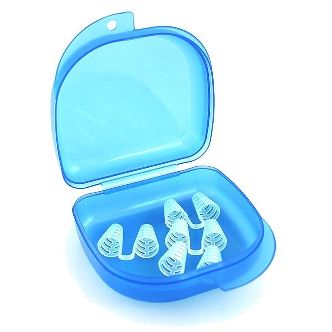 4 antirronquidos dilatadores nasales contra el ronquido molesto ...