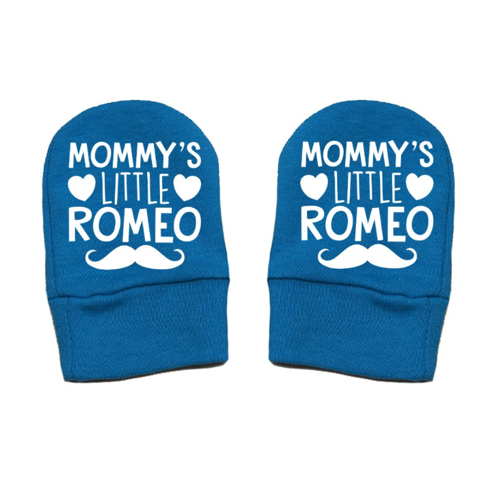 Valentines Day Thick Premium Thick /& Soft Baby Mittens Mashed Clothing Unisex-Baby Mommys Little Romeo