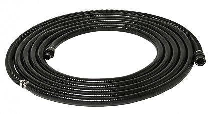 Heat Resistant Hose >> Apollo A1068 5 Heat Resistant Flex Air Hose With Black Quick
