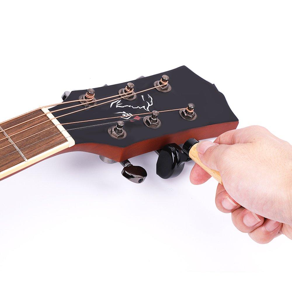 Professional Acoustic Guitar Repair Tools Guitar Maintenance Kit by Guitar and Bass Tools (Image #8)
