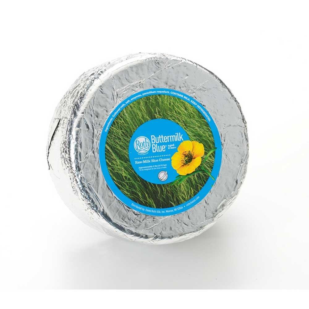 Buttermilk Blue Cheese, 6 Pound -- 2 per case.