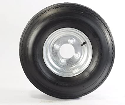 Amazon Com Ecustomrim Trailer Tire On Rim 5 70 8 570 8 5 70x8 8 In