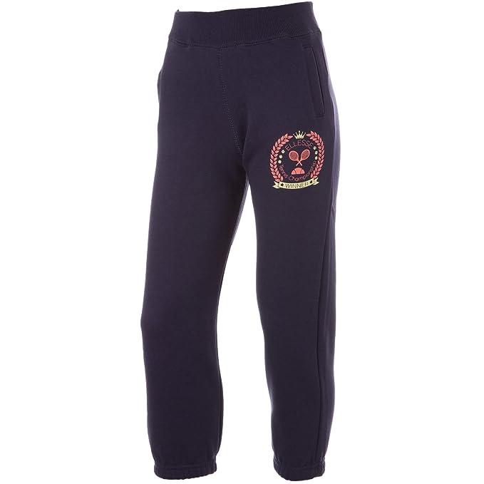 Pantalones Ellesse Melody Jog para niña (Azul) 2 - 3 Years